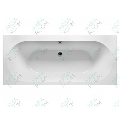 Акриловая ванна Riho Carolina 170 без гидромассажа