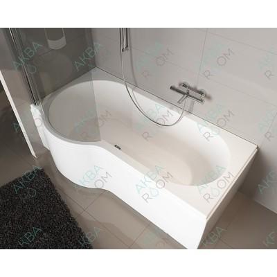 Акриловая ванна Riho Dorado 170 R без гидромассажа