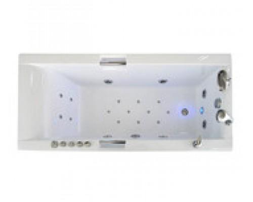 Акриловая ванна Triton Александрия 160x75x65 с каркасом