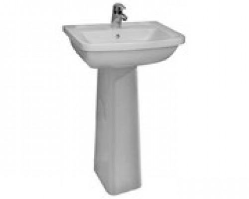 Раковина Vitra Form 300 9602B003-7650 с пьедесталом (55 см)
