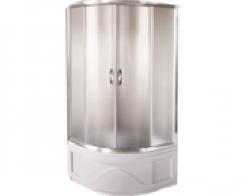 Душевое ограждение Loranto (OSK) CS-834 100*100*195 высокий поддон 43 см