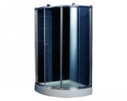 Душевая кабина Appollo TS-0515III правая 94,5*94,5 матовое стекло с поддоном