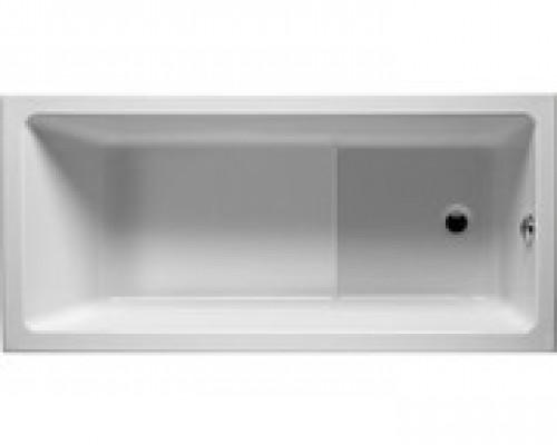 Акриловая ванна Riho Lusso Plus 170x80 без гидромассажа