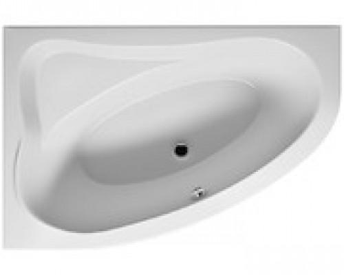Акриловая ванна Riho Lyra 140 R без гидромассажа