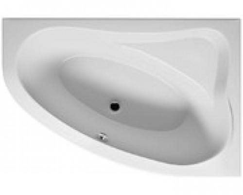 Акриловая ванна Riho Lyra 153 L без гидромассажа