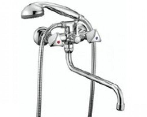 Смеситель SMARTsant Бэйс SM060002AA для ванны с душем