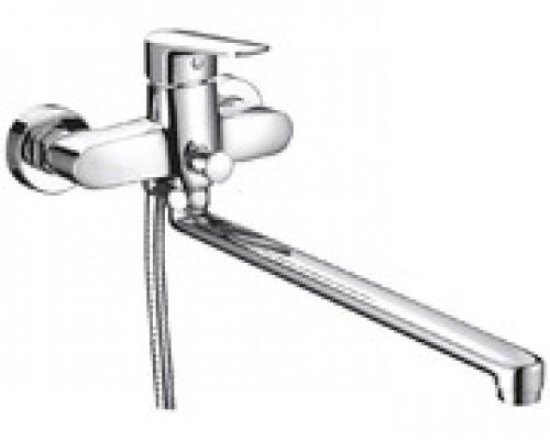 Смеситель SMARTsant Инлайн SM103502AA для ванны с душем