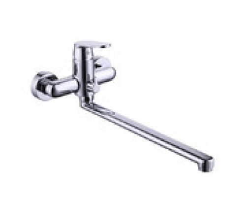 Смеситель SMARTsant Флай SM213502AA для ванны с душем