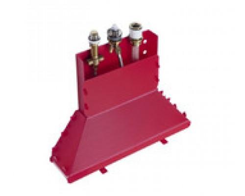 Встраиваемая часть для смесителя на борт ванны Hansgrohe 13437180