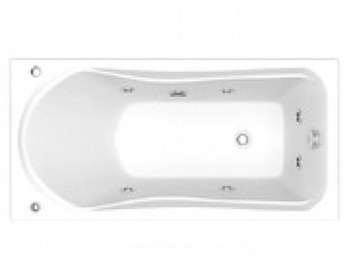 Акриловая ванна BAS Бриз 1500х750 без гидромассажа