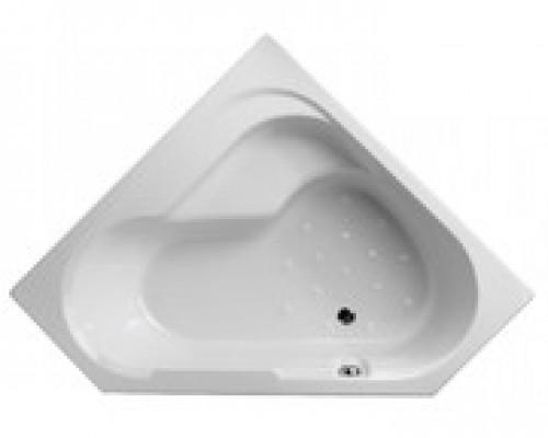 Акриловая ванна Jacob Delafon Bain Douche E6221-00 (145.5x145.5) правая