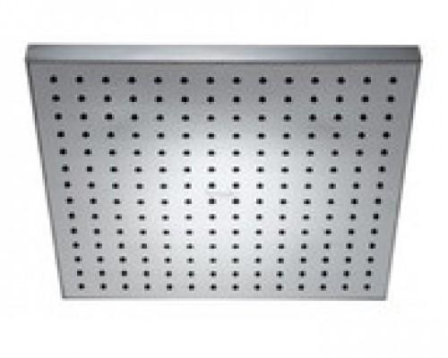 Верхний душ Jacob Delafon Eo E3875-CP квадратный 280х280 мм
