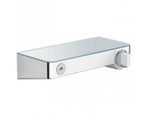 Термостат для душа с кнопками Hansgrohe Ecostat Select 13171400, белый/хром