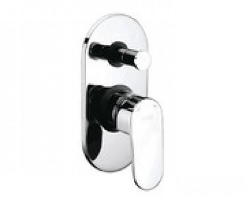 Смеситель WasserKRAFT Donau 5361 для ванны и душа