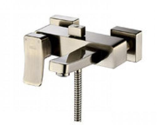Смеситель WasserKRAFT Exter 1601 для ванны и душа