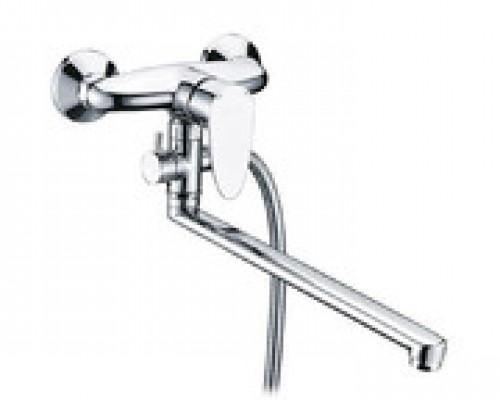 Смеситель WasserKRAFT Leine 3502L для ванны и душа