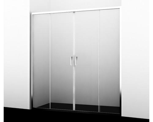 Дверь душевая Lippe 150 см 45S08 WasserKraft