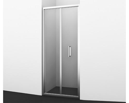 Дверь душевая Weser 90 см 78F04 WasserKraft